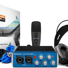 Interfaz Presonus Audiobox 96 Studio