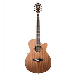 Guitarra electroacústica Washburn WF19CENM-A