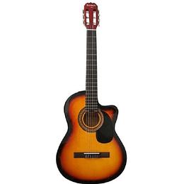 Guitarra Acústica Vizcaya ARCG39-SB