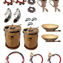 Set Mapuche Entretemusica Set MAP-02