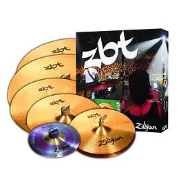 Pack de platillos Zildjian ZBTP390-SP
