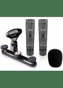 Microfono de Condensador XLR Behringer C4