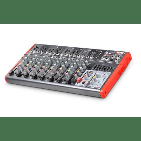 Mixer Analogo Novik NVK-1202FX