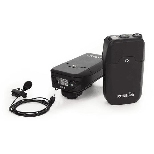 Microfono para Videocamara Rode Link Filmmaker Kit