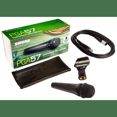 Microfono de Instrumento Shure PGA57