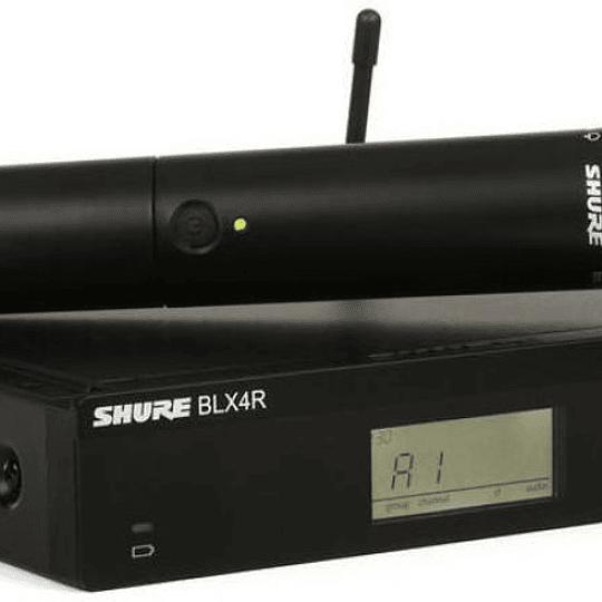 Microfono de Mano Shure BLX24R/B58 GY