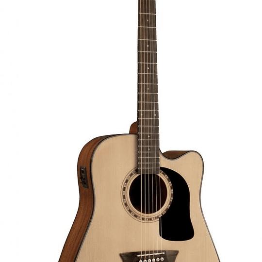 Guitarra Electroacustica Washburn AD5CE
