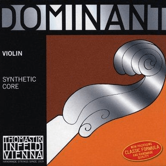 Cuerdas para Violin Dominant 135B 4/4