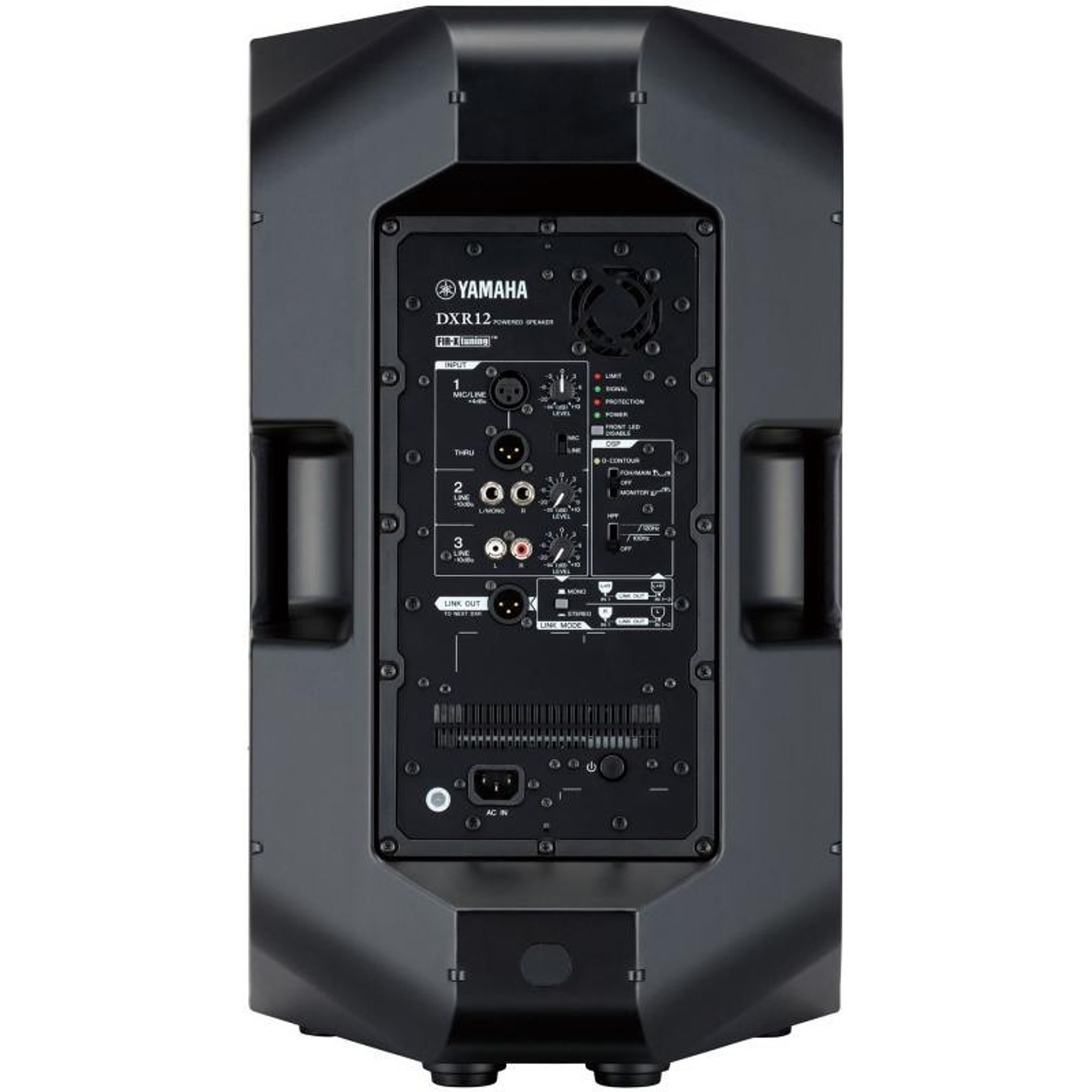 Caja activa Yamaha DXR12