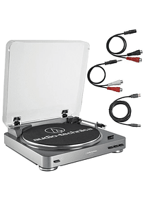 Tornamesa Audiotechnica AT-LP 60 USB