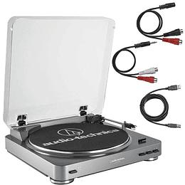 Tornamesa Audiotechnica AT-LP 60 USB