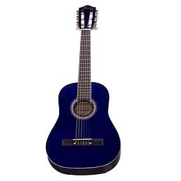 Guitarra Acústica para niño Mercury MGN01 Azul