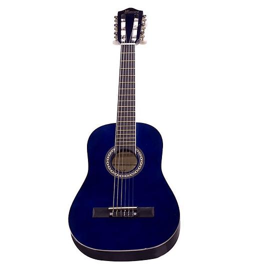 Guitarra Acustica para Niño Mercury MGN01-BLUE