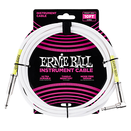 Cable Instrumento Ernie Ball P06049