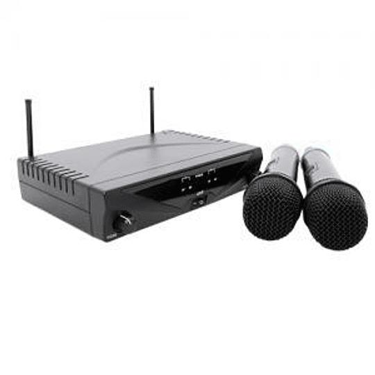 Microfono de Mano Duophonic 71DUOMIC10