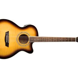 Guitarra Electroacustica Washburn EA15 ATB