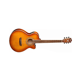 Guitarra Electroacustica Washburn EA15 ITB