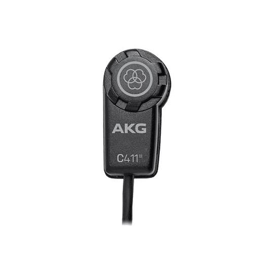 Microfono de Instrumento AKG C411 PP