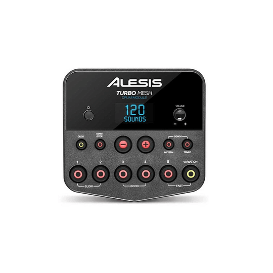 Bateria Electronica Alesis Turbo Mesh Kit