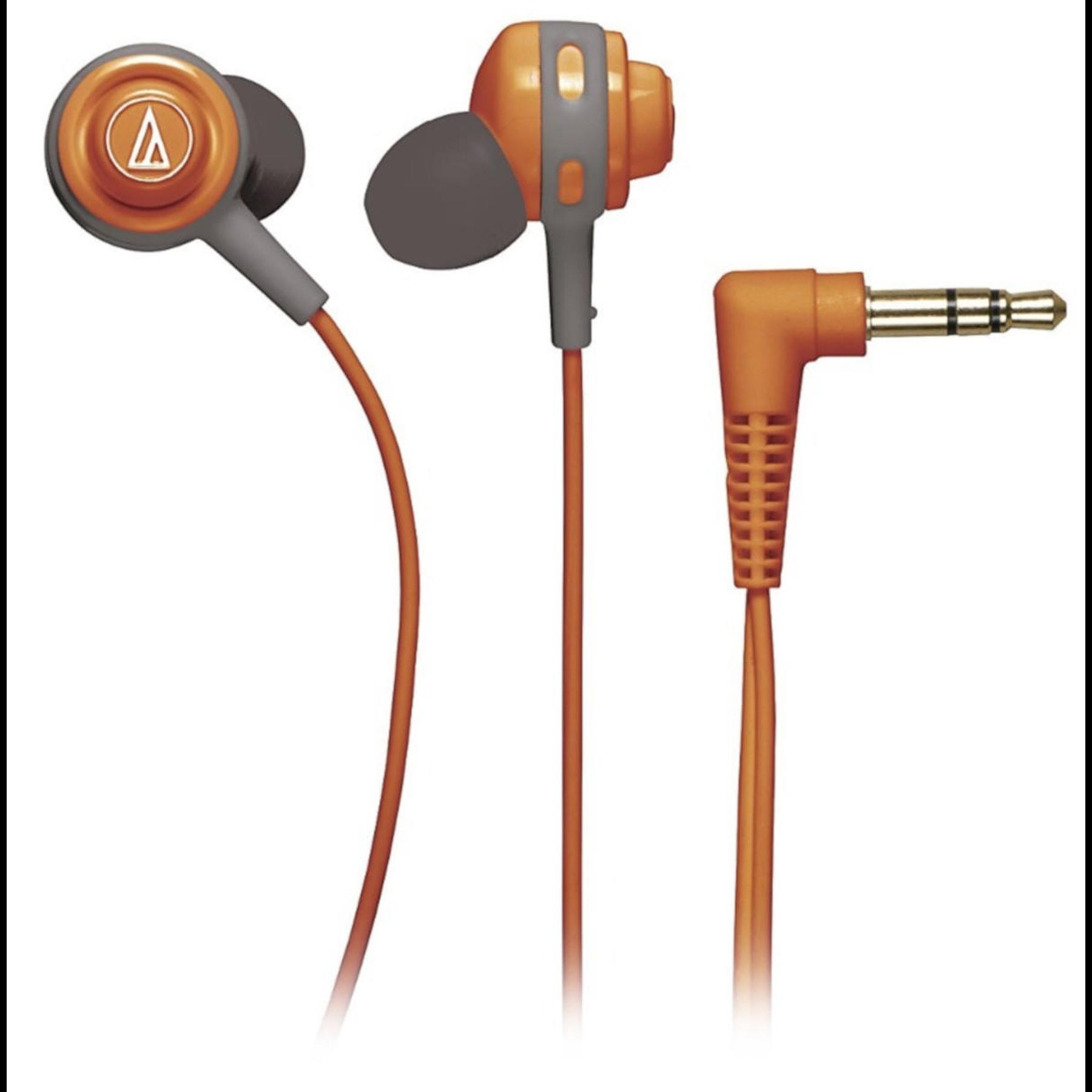 Audifonos de monitoreo AudioTechnica ATH-COR150SP OR