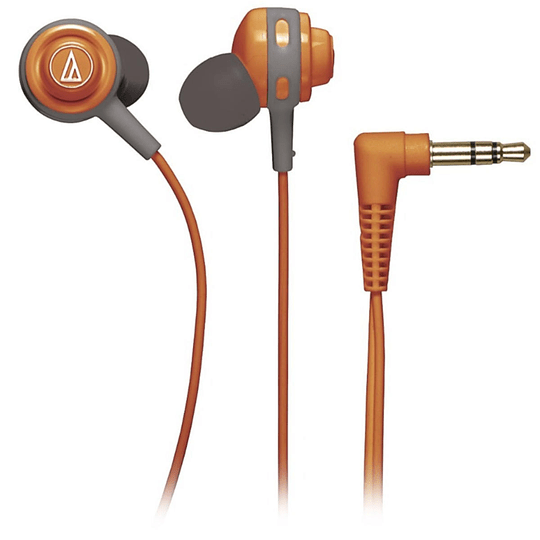 Audifonos con Cable Audiotechnica ATH-COR150SP OR