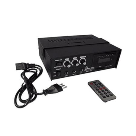 Amplificador ambiental Alpha Pro AMA-012