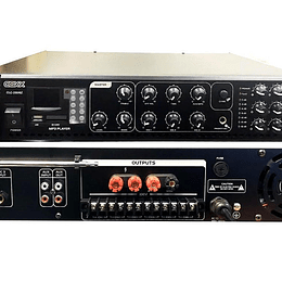Amplificador Ambiental Coxx CLC-250/6Z