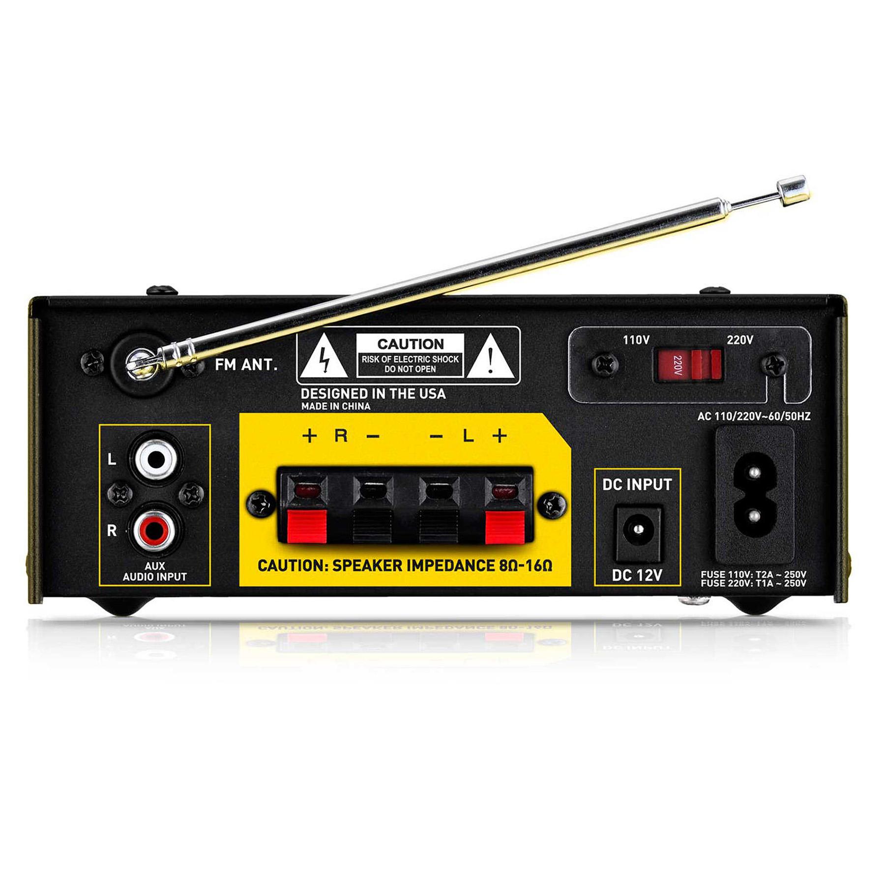 Amplificador para perifoneo SKP PW-045BT