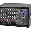 Power mixer de 12 canales Phonic Powerpod 1082R