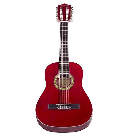 Guitarra Acustica para niño Mercury MGN01 Roja