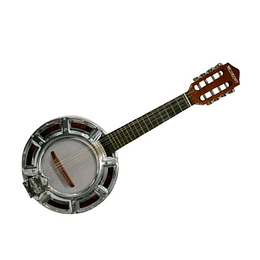 Banjo Electroacustico Meistehaft B8C/TV