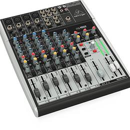 Mixer Analogo de 4 canales Behringer XENYX 1204USB