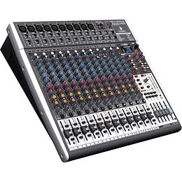 Mixer Amplificado Behringer Xenyx X2442USB