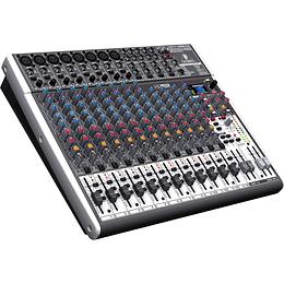 Mixer Amplificado Behringer Xenyx X2222USB