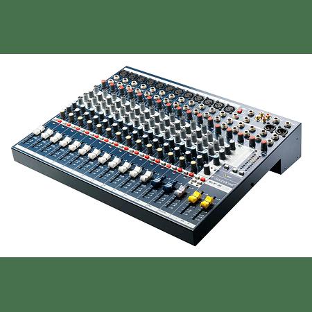 Mixer Analogo Soundcraft EFX12