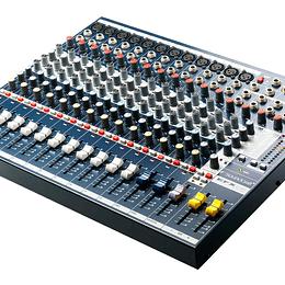 Mixer Análogo Soundcraft EFX12