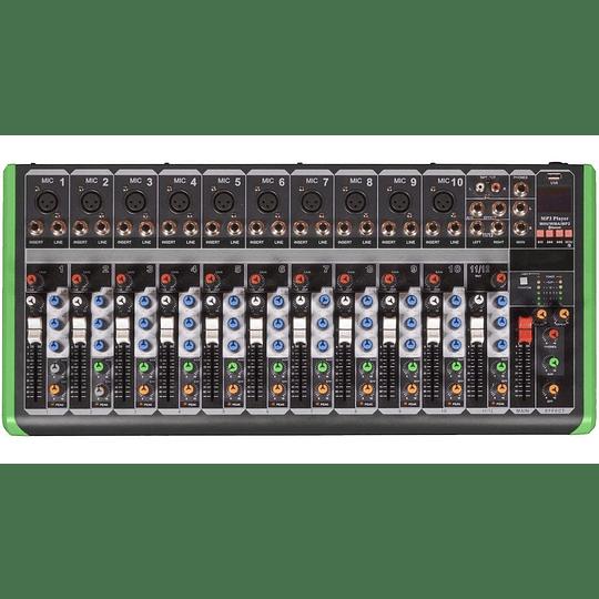 Mixer Análogo Probass PM-1624BT