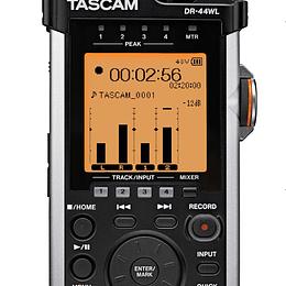 Grabador digital Wifi Tascam DR-44WL