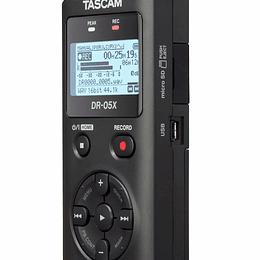 Grabador portátil USB Tascam DR-05X