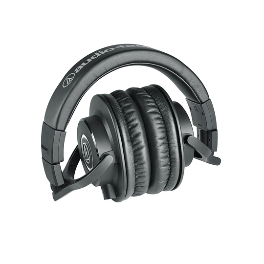 Audífonos Audiotechnica ATH-M40x BK