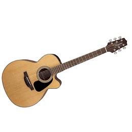Guitarra electroacústica cuerdas metálicas Takamine GN10CE-NS
