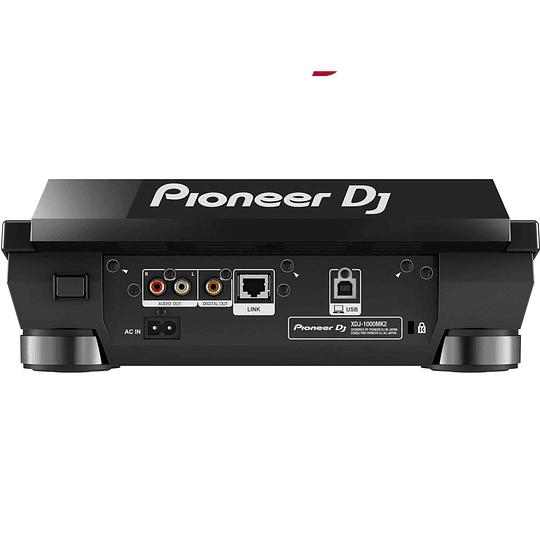 Reproductor media Pioneer XDJ-1000MK2