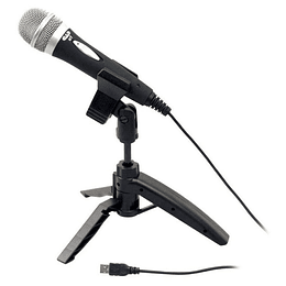 Micrófono Vocal Dinámico USB Cad Audio U1