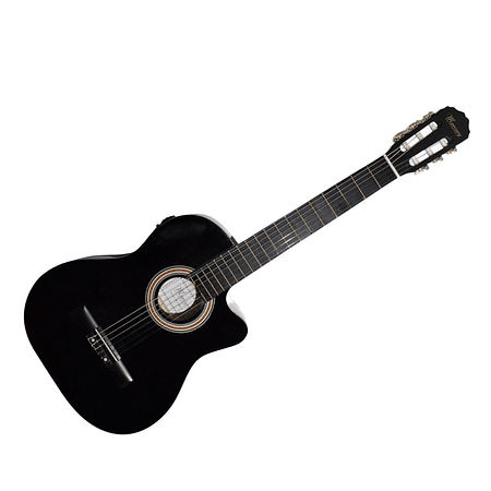 Guitarra electroacustica Mercury MEAN1 BLACK