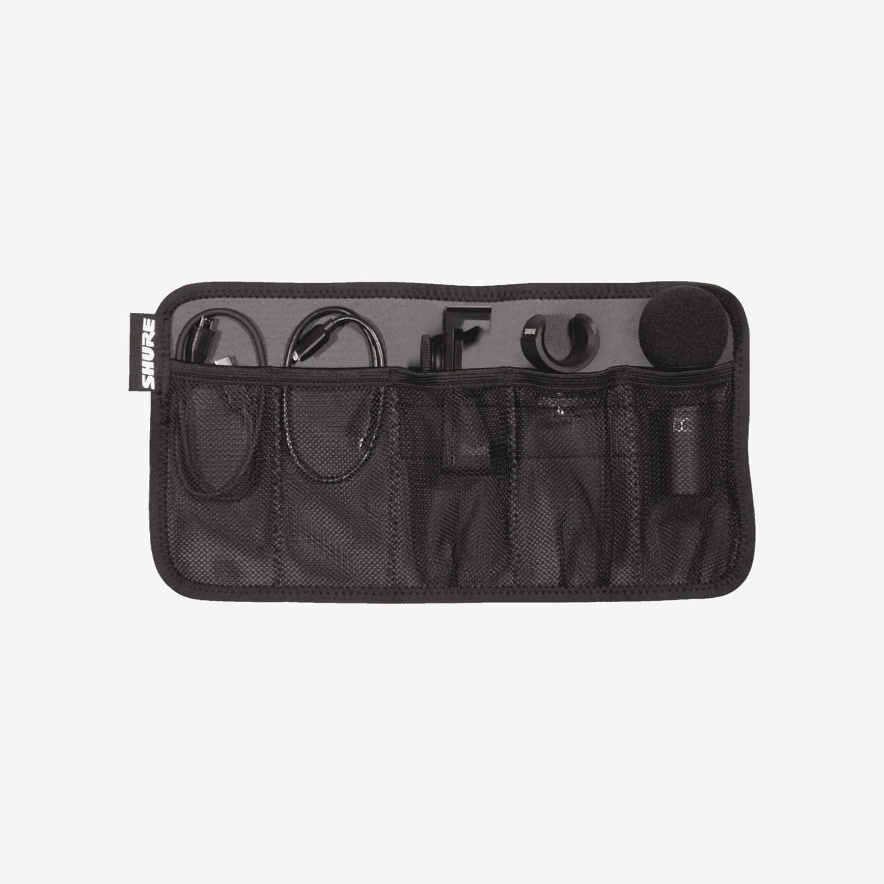 Microfono USB / Lightning Shure MOTIV MV88 + Video Kit