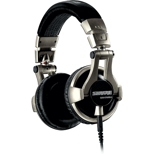 Audífonos profesionales Shure SRH750DJ