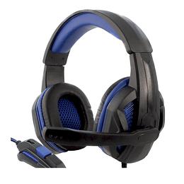 Audífonos gamer 3Dfx Hydrogen