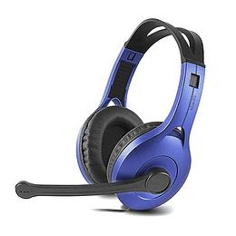 Audífonos con micrófono Edifier K800 Blue 2 Plug