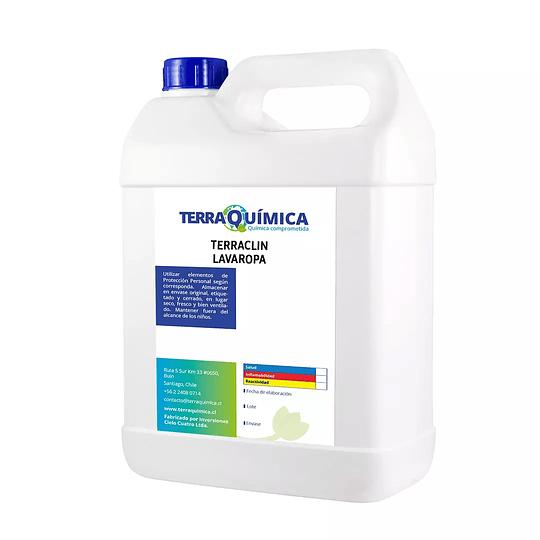 Detergente Lavaropa Terraclin 5 Lts