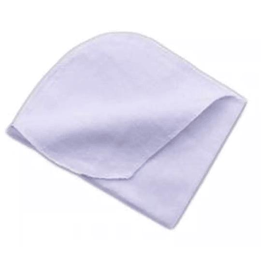 Paño de Sacudir Blanco 40 x 45 cm